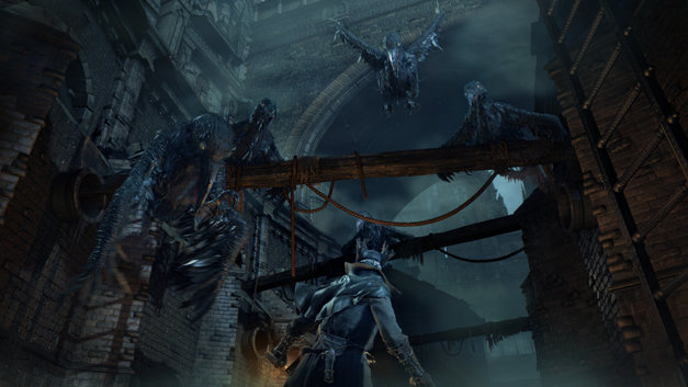 Bloodborne Screenshot 7