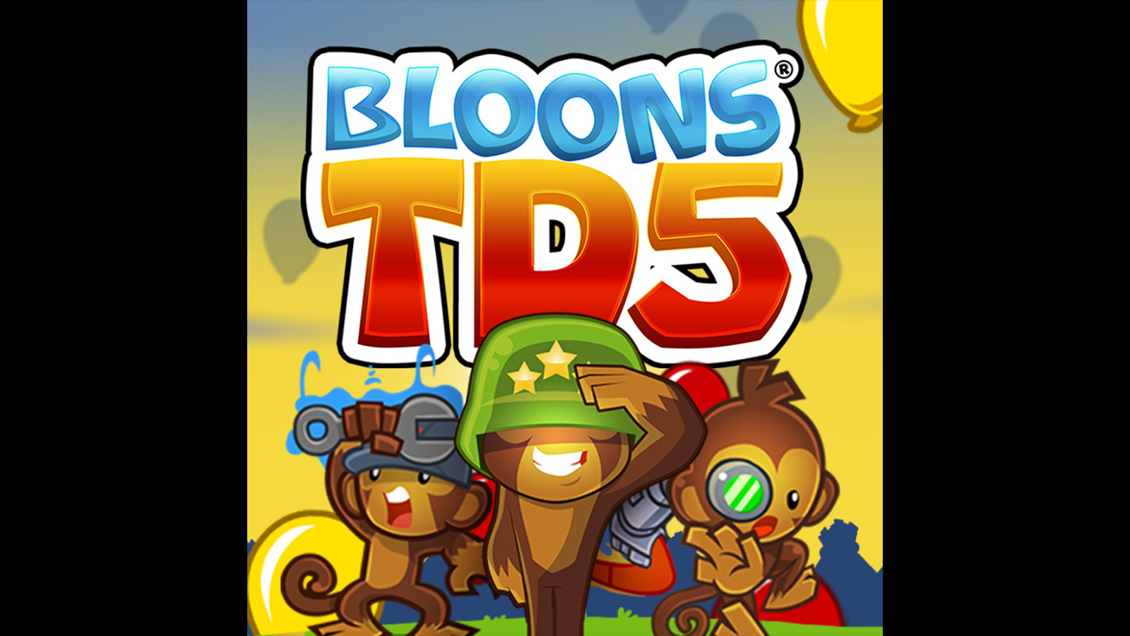Bloons TD 5 Game | PS4 - PlayStation