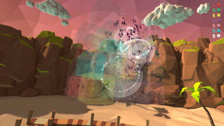 Bloxiq Trailer Screenshot