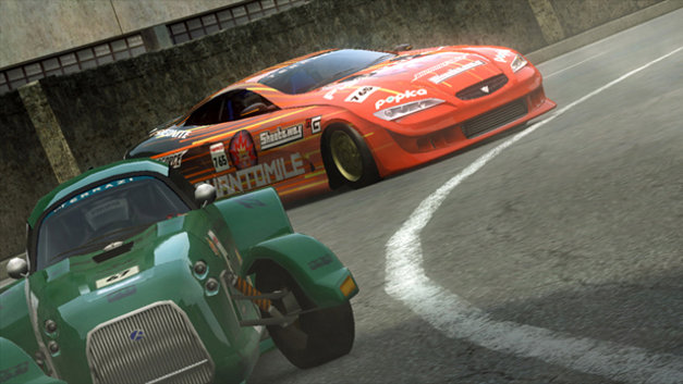 Ridge Racer® 7 Screenshot 7