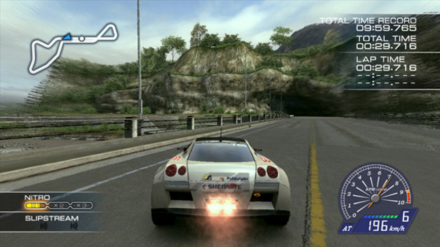 Ridge Racer® 7 Screenshot 10