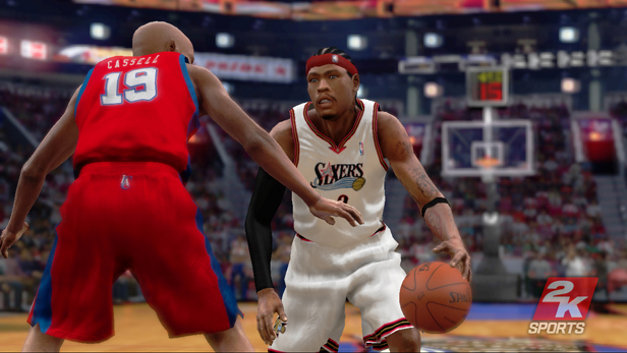 NBA 2K7 Screenshot 1