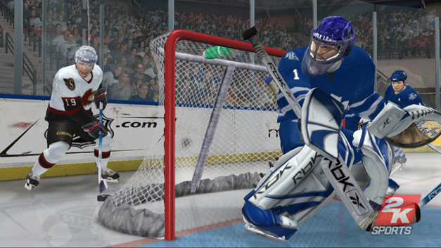 NHL® 2K7 Screenshot 1