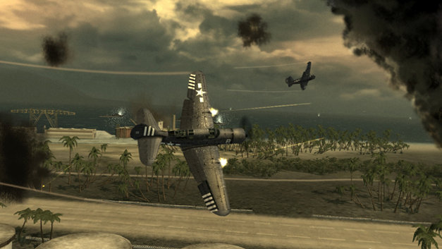 Blazing Angels™ Squadrons of WWII Screenshot 4