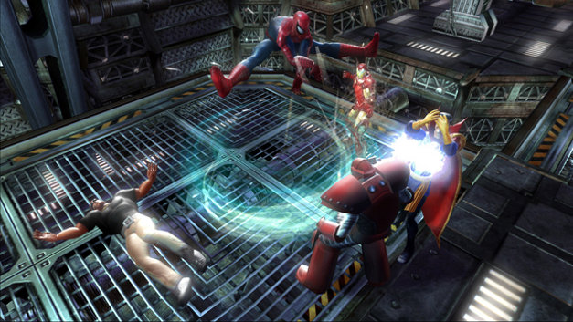 Marvel™: Ultimate Alliance Screenshot 1