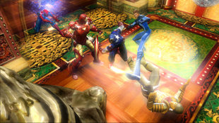 Marvel™: Ultimate Alliance Screenshot 5