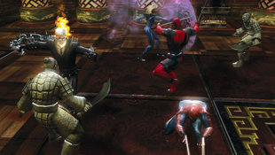 Marvel™: Ultimate Alliance Screenshot 6