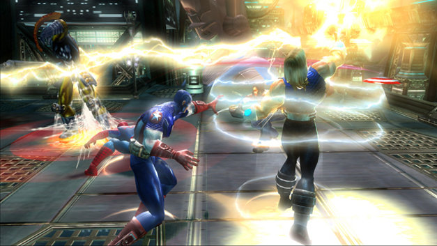 Marvel™: Ultimate Alliance Screenshot 7