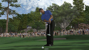 Tiger Woods PGA Tour 07 Screenshot 2