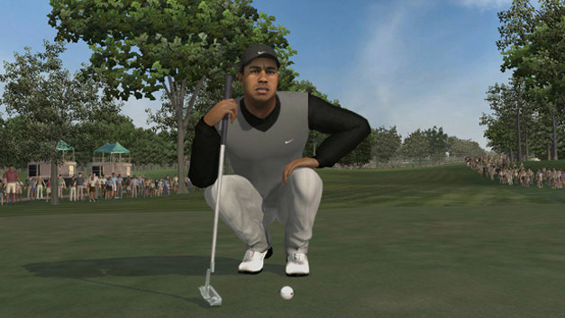 Tiger Woods PGA Tour 07 Screenshot 4