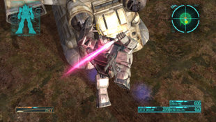 Mobile Suit Gundam: CROSSFIRE Screenshot 3