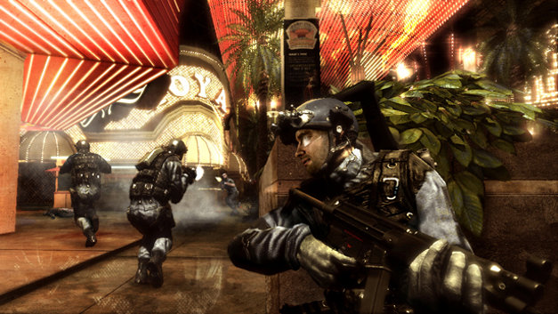 Tom Clancy's Rainbow Six® Vegas Screenshot 1
