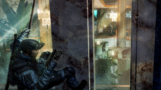 Tom Clancy's Rainbow Six® Vegas Screenshot 4
