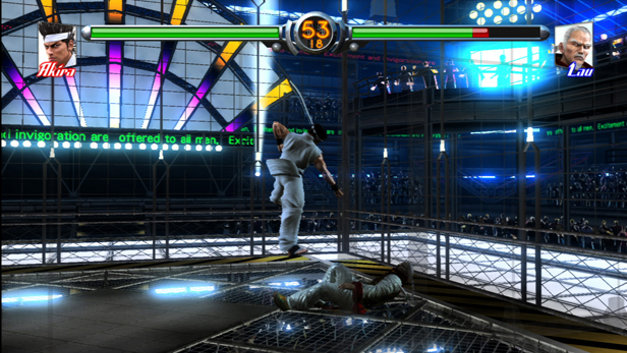 Virtua Fighter 5 Screenshot 13