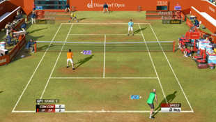 Virtua Tennis 3 Screenshot 5