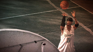 NBA Street Homecourt Screenshot 2
