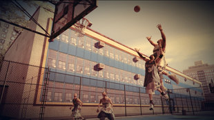 NBA Street Homecourt Screenshot 3