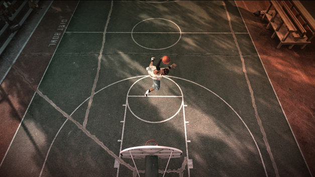NBA Street Homecourt Screenshot 4