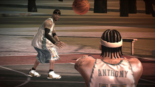 NBA Street Homecourt Screenshot 5