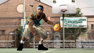 NBA Street Homecourt Screenshot 6
