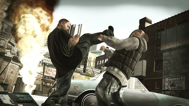 Def Jam: Icon™ Screenshot 1