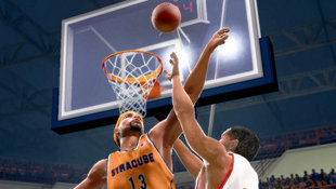 College Hoops 2K7 Screenshot 2