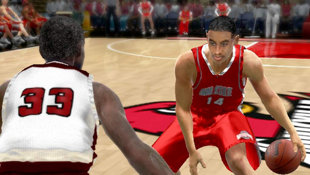 College Hoops 2K7 Screenshot 3