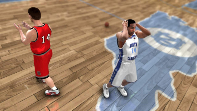College Hoops 2K7 Screenshot 7