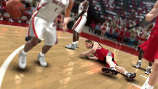 College Hoops 2K7 Screenshot 9