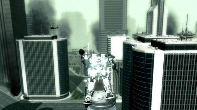 Armored Core® 4 Screenshot 10