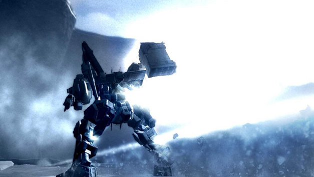Armored Core® 4 Screenshot 1