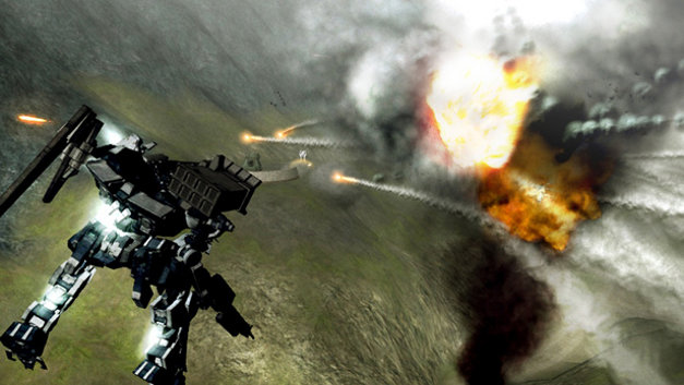 Armored Core® 4 Screenshot 4