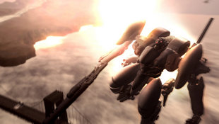 Armored Core® 4 Screenshot 5