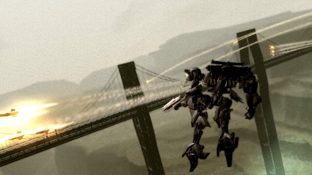 Armored Core® 4 Screenshot 7