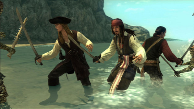 Pirates of the Caribbean: At World's End Screenshot 4
