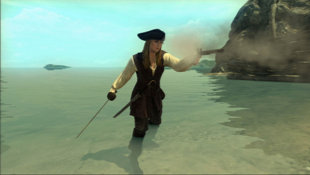 Pirates of the Caribbean: At World's End Screenshot 6