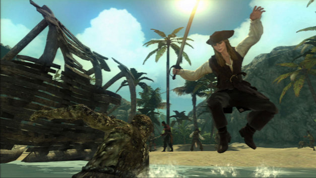 Pirates of the Caribbean: At World's End Screenshot 7