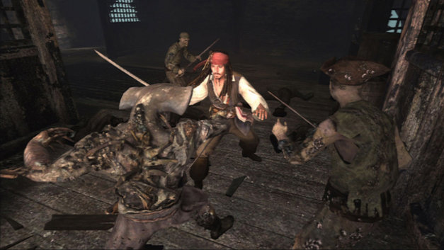Pirates of the Caribbean: At World's End Screenshot 10