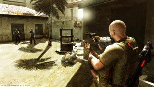 Tom Clancy's Splinter Cell Double Agent Screenshot 2