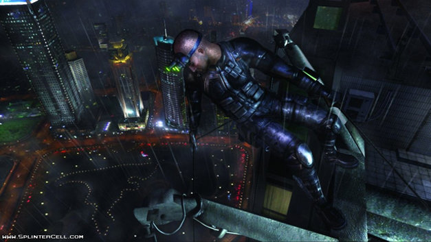 Tom Clancy's Splinter Cell Double Agent Screenshot 4