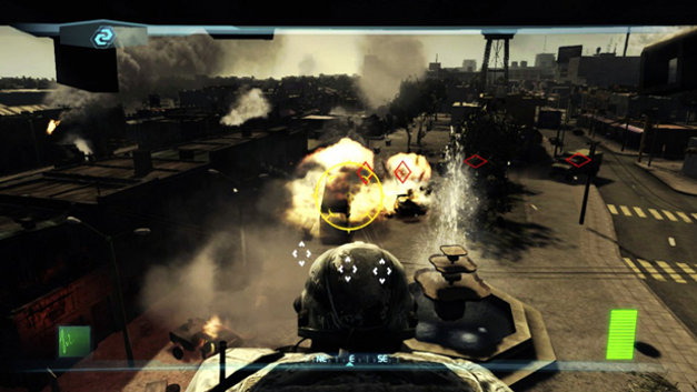 Tom Clancy's Ghost Recon Advanced Warfighter™ 2 Screenshot 1