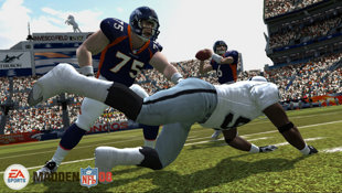 Madden NFL 08 Screenshot 8