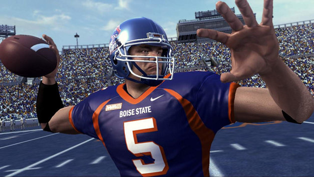NCAA® Football 08 Screenshot 1