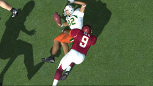 NCAA® Football 08 Screenshot 2