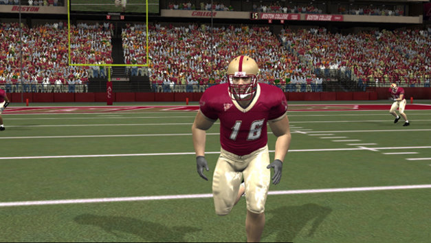 NCAA® Football 08 Screenshot 4