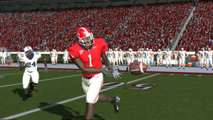 NCAA® Football 08 Screenshot 5