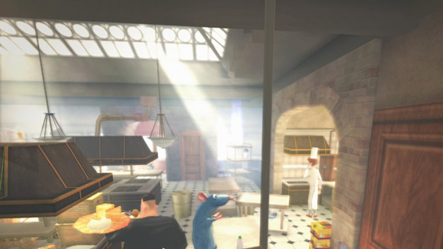 Ratatouille Screenshot 1