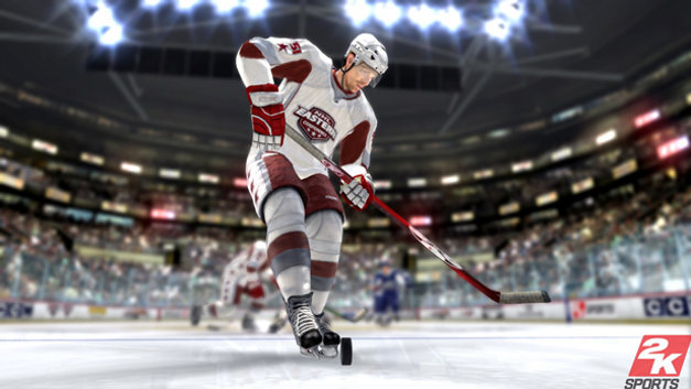 NHL® 2K8 Screenshot 1