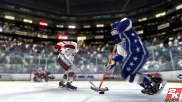 NHL® 2K8 Screenshot 4