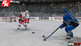 NHL® 2K8 Screenshot 5